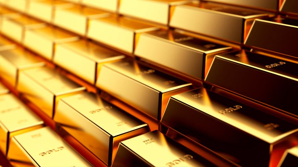 Gold Price Chart Today